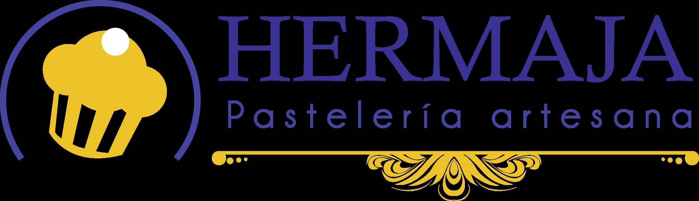 Logotipo Hermaja - Pastelería artesana